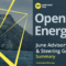 An update from the June Open Energy Advisory Groups & Steering Group Meetings